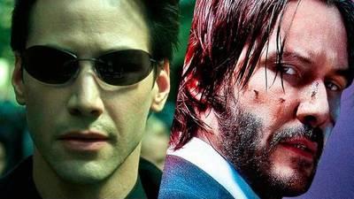 El día de Keanu Reeves: Matrix 4 y John Wick 4 estrenarán en la misma fecha