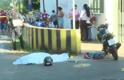 Cae sospecho de asalto fatal ocurrido en Luque