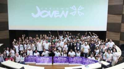 Foro de emprendores turísticos reunió a unos 250 jóvenes de todo el país
