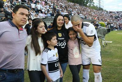 Darío Verón desea retornar al 12 de Octubre de Itauguá