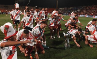HOY / River conquista la Copa Argentina y Gallardo suma su undécimo título