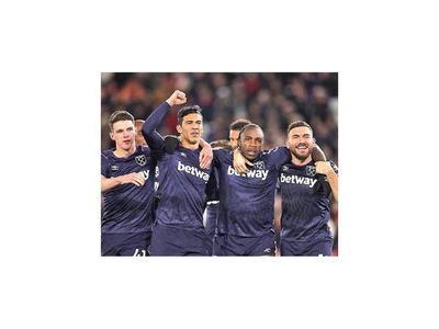 Ganó el West Ham con Fabián Balbuena