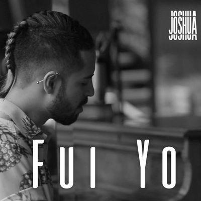 """Joshua Dietrich lanza su nuevo sencillo """"Fui yo"""""""