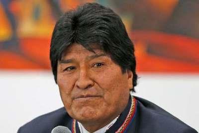 Áñez anuncia que se emitirá orden de captura contra Evo