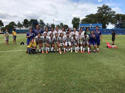 Capiatá, campeón del Torneo Clausura Femenino sub 18