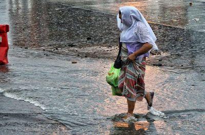 Alerta de tormentas se amplía a 10 departamentos