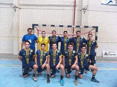 Luque handball es finalista en Junior