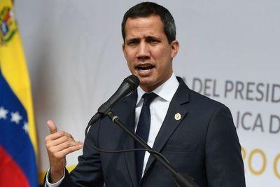 """Guaidó califica de """"novela"""" la acusación de liderar una operación terrorista"""