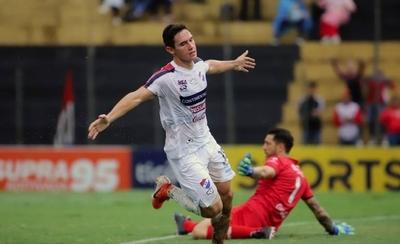 HOY / Sol, River, Nacional y Luqueño a la Sudamericana