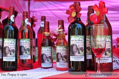 Feria del Licor con 30 sabores paraguayos para degustar