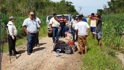 Mal camino genera graves daños a los pobladores ribereños