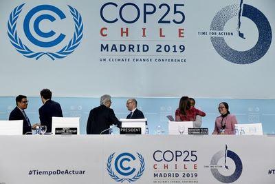 La urgencia climática se queda sin una respuesta firme en la COP25