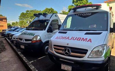 Capacitan a personal de ambulancias