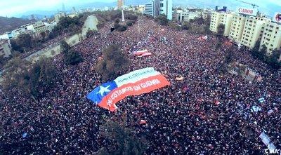 Más de 2 millones participaron de consulta para reformar la Constitución de Chile