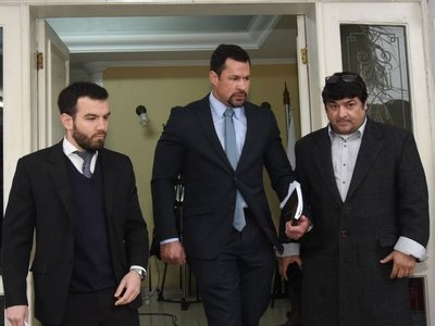 Ulises Quintana seguirá en prisión tras suspensión de su audiencia