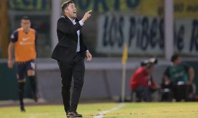 Coudet llega al banquillo del Inter