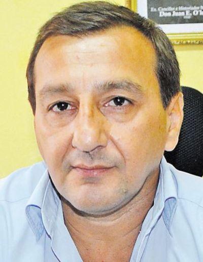 Fiscal solicitó la prisión preventiva de intendente de Juan E. Oleary