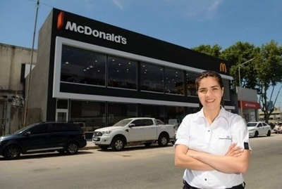 La paraguaya que se volvió dueña del primer McDonlads   de la Villa 31 de Buenos Aires
