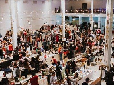 A beneficio de Dequení, organizan feria con 600 emprendedores y artesanos