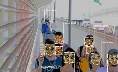 HOY / Puente de la Amistad ya tiene cámaras para reconocimiento facial y de placas