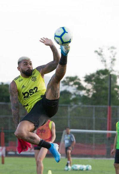 Flamengo, por la gloria