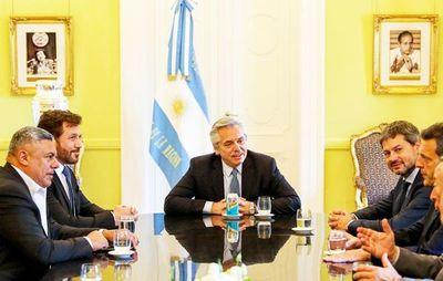 "Argentina acelera una ley de ""triple emergencia"""