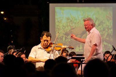 """""""Música para volar"""": Fin del ciclo de conciertos"""
