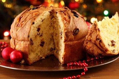 Receta de pan dulce navideño de bajas calorías