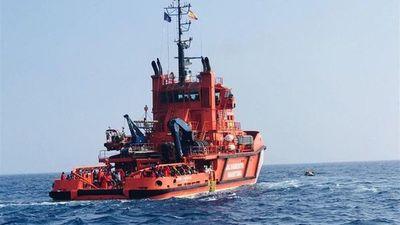 Ocho migrantes muertos en travesía por mar hacia España en 24 horas