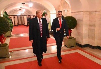 Resaltan compromiso del presidente Trump de afianzar vínculos comerciales con el Paraguay