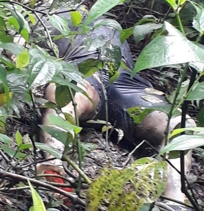 Identifican cadáver hallado en Presidente Franco