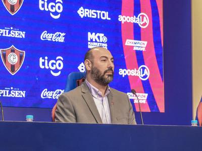 Cerro Porteño sigue analizando opciones para su futuro