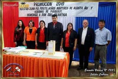 JORNADA DE EGRESOS ACADÉMICOS EN CAPITÁN MIRANDA
