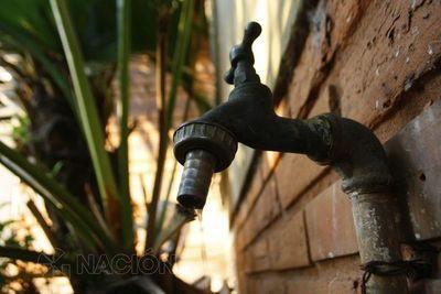 Asunción y Gran Asunción quedarán sin agua desde las 18:00