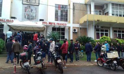 Pago de impuestos sin multas hasta el 31 de diciembre en Franco