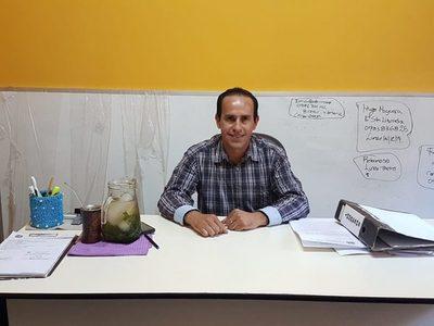 Nuevo director de Salubridad e Higiene es afín al edil Carlos Ferreira