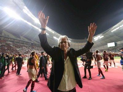 Jorge Jesus, DT del Flamengo, esperaba una desconcentración del Al-Hilal