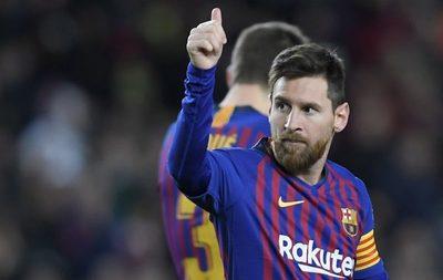 Messi habló de Cristiano Ronaldo en la previa al clásico Real-Barça