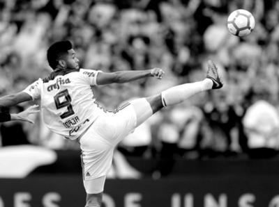 Miguel Borja es 99 por ciento jugador de Olimpia