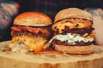 Las hamburguesas son el platillo más pedido en Paraguay en el 2019