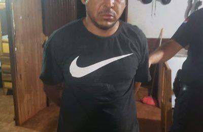 Atrapan a hombre que agredió a su madre en Minga Guazú