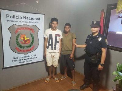 Capturan a sospechosos de crimen de taxista en Luque