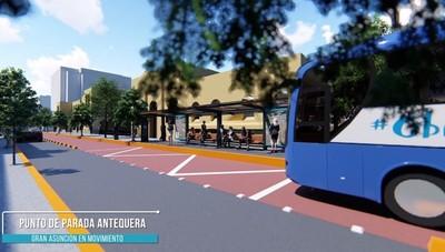 El diseño del Sitibus culminará a fines de enero