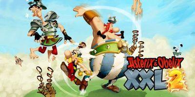 """""""Asterix y Obelix XXL 3"""": pura diversión con un menhir de cristal mágico"""