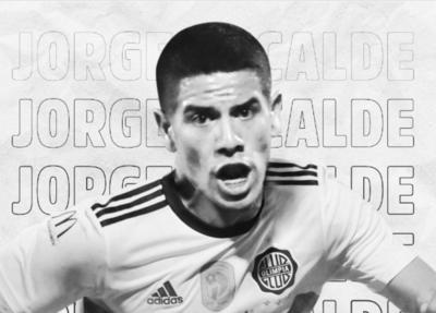 HOY / Olimpia hace oficial el fichaje de Jorge Recalde