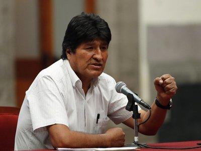 Argentina confirma estatus a Morales, lo que impide extradición