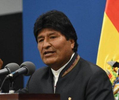 Ordenan detención del expresidente boliviano Evo Morales