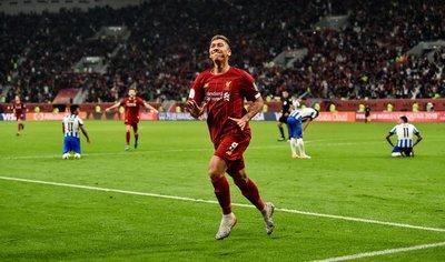Liverpool, con lo justo, se mete a la final del Mundial