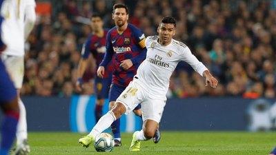 Barcelona y Real Madrid no pasan del empate