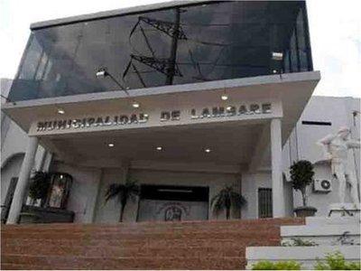 Lambaré: Diputados aprueban intervención a gestión de Armando Gómez